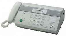 Факс Panasonic KX-FT982RU-W (белый)