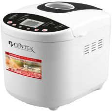 Хлебопечь Centek CT-1406 White black